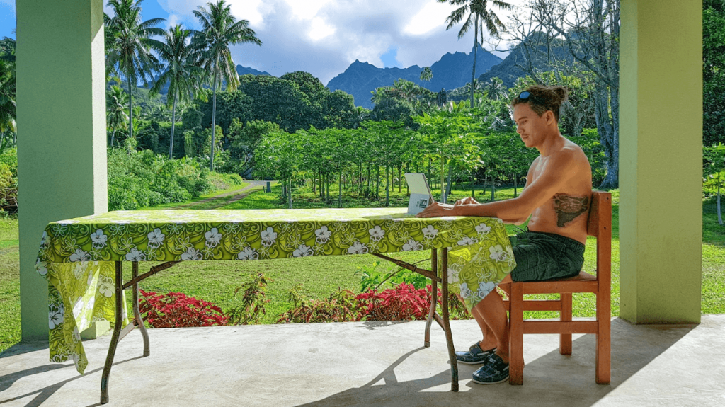 Crypto Nomad Bitcoin Cook Islands